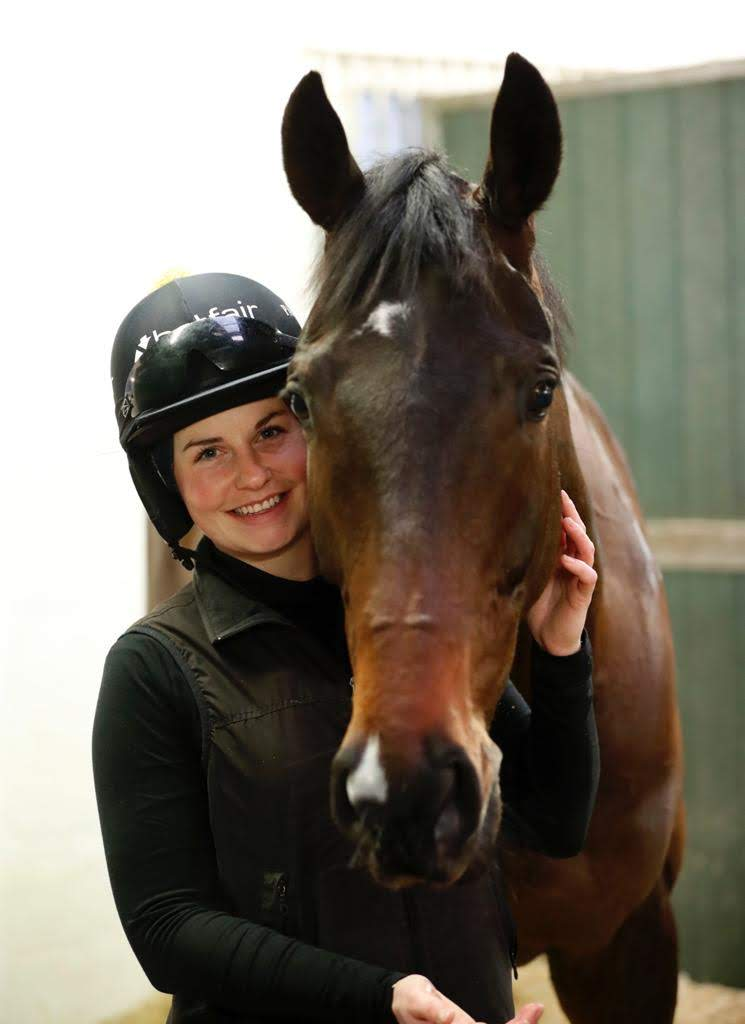 Kate McCormack with McFabulous